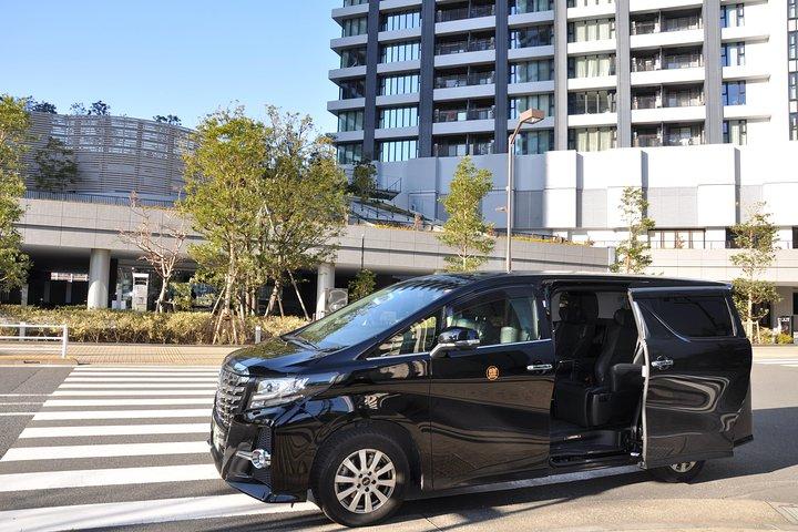 Tokyo Narita airport transfer Toyota Alphrad 6 seats, Tokyo, JAPON