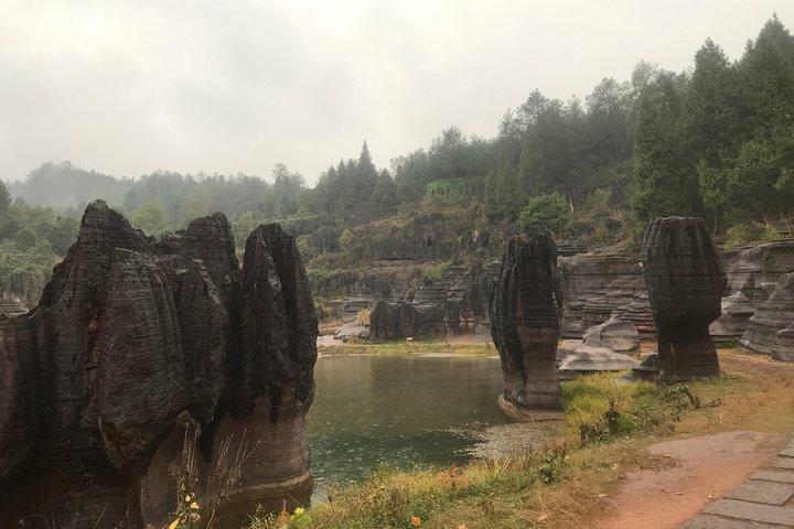 7 Days Western Hunan Province Tour -Nature & Culture Experience(5-star hotel), Zhangjiajie, CHINA