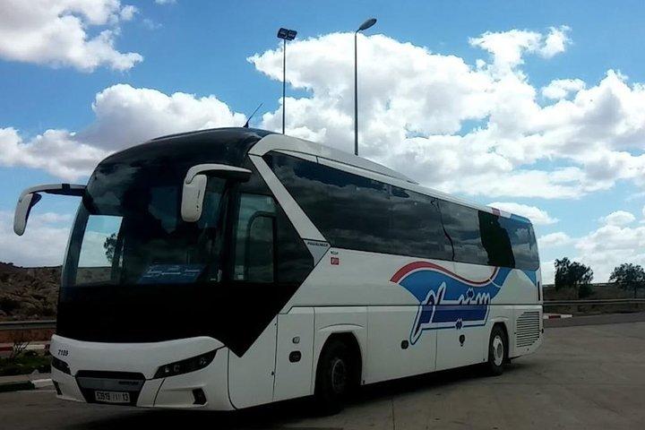 Morocco CTM bus tickets : Fes - Chefchaouen, Fez, MARRUECOS