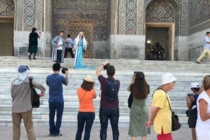 Explore Samarkand as a Local, Samarcanda, UZBEKISTAN