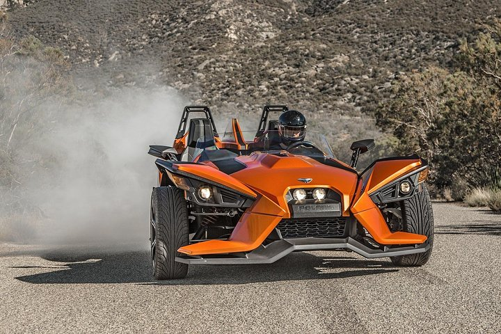 Full-Day (8 hour) Polaris Slingshot Adventure Rental for up to TWO people, Cape Canaveral, FL, ESTADOS UNIDOS