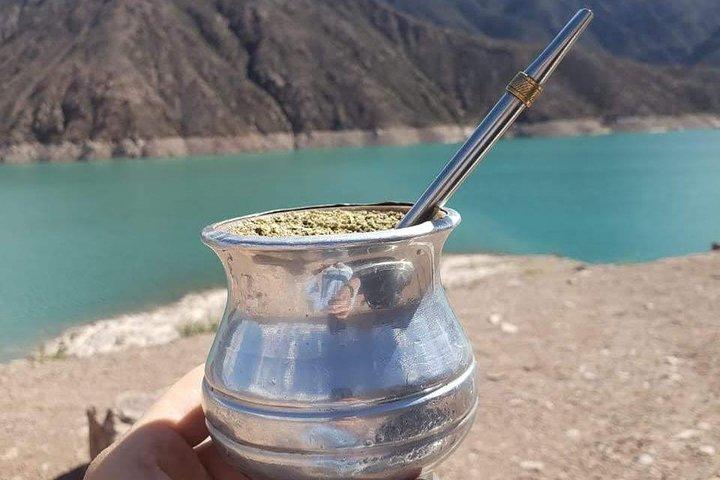 Asado en la Montaña, Mendoza, ARGENTINA