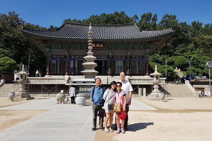 Layover Tour for Wonder of Korea, Incheon, COREA DEL SUR