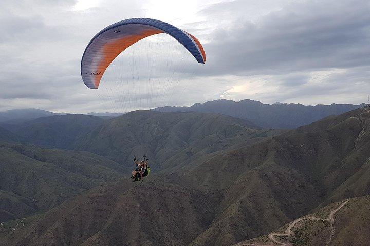 Vuelo de Altura, Mendoza, ARGENTINA