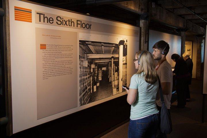 JFK Walking Tour and Oswald Rooming House with CityPass Option, Dallas, TX, ESTADOS UNIDOS