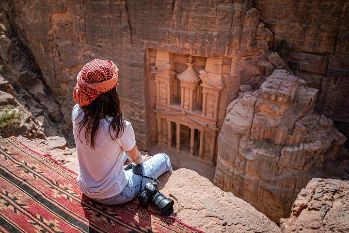 2-Night Private Wonder Tour of Petra and Wadi Rum Overnight from Amman, Aman, Jordan