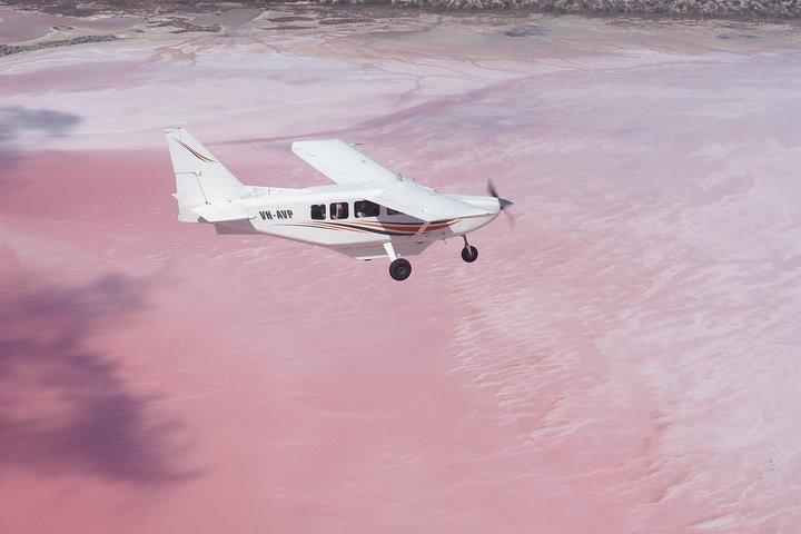Pink Lake + Abrolhos Islands Nature Tour, Geraldton, AUSTRALIA