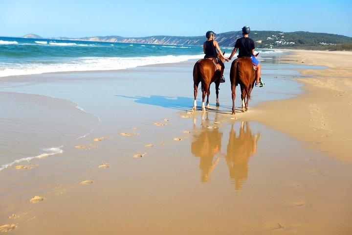 Rainbow Beach Horse Ride, Rainbow Beach, AUSTRALIA