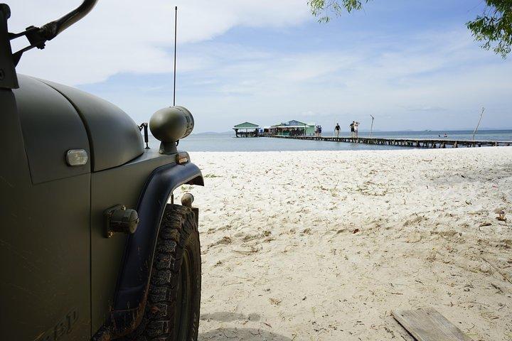 VietJeep - jeep tour to explore the Northern Phu Quoc, Phu Quoc, VIETNAM