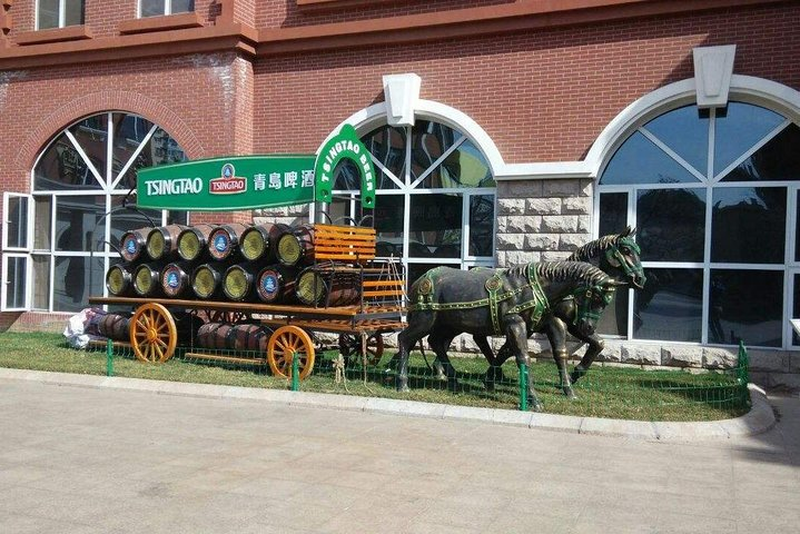 Qingdao Discover Tour to the Mount Laoshan and Tasting Famous Local Beer, Qingdao, CHINA