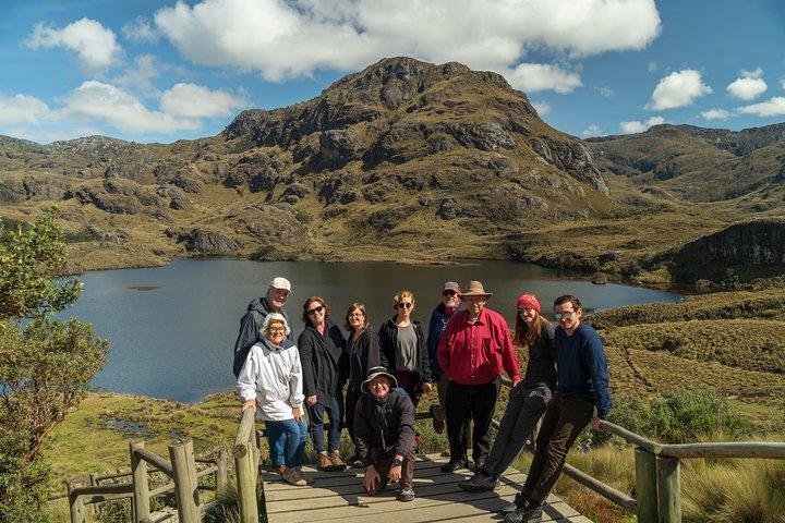 Curiquingue Pass: Cuenca to Quito, Cuenca, ECUADOR
