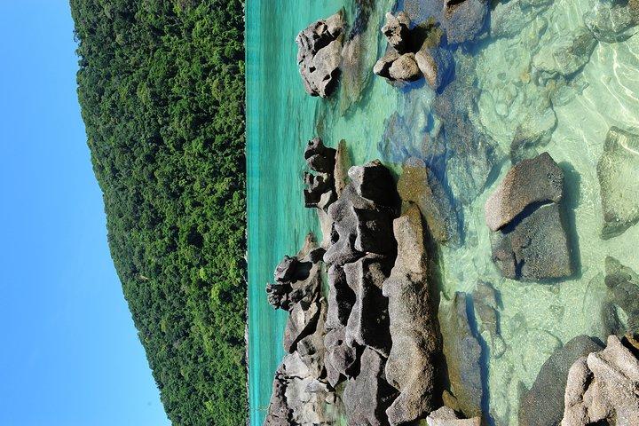 Surin Island Snorkeling, ,