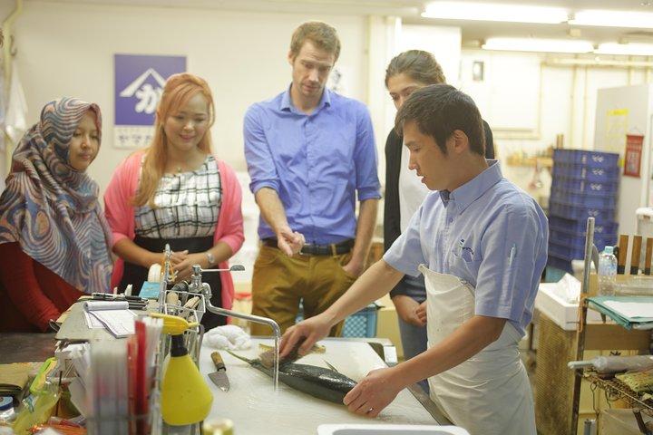 Omicho Market Tour and Cooking Class, Kanazawa, JAPON