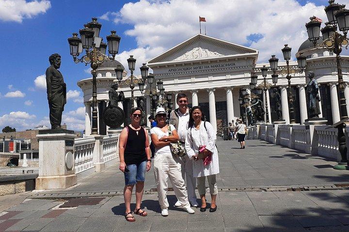 Private Day tour from Sofia to Skopje, North Macedonia, Sofia, BULGARIA