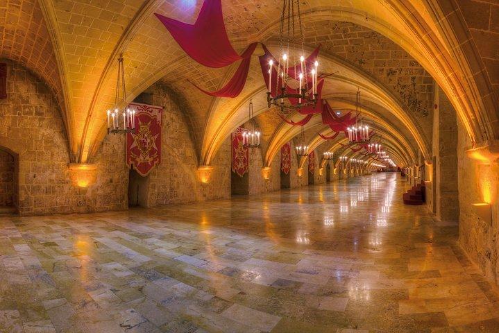 History, Wine & Aquarium Tour in Malta, Mellieha, MALTA