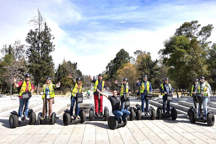 Mexico City Segway Tour: Chapultepec Park, Ciudad de Mexico, Mexico