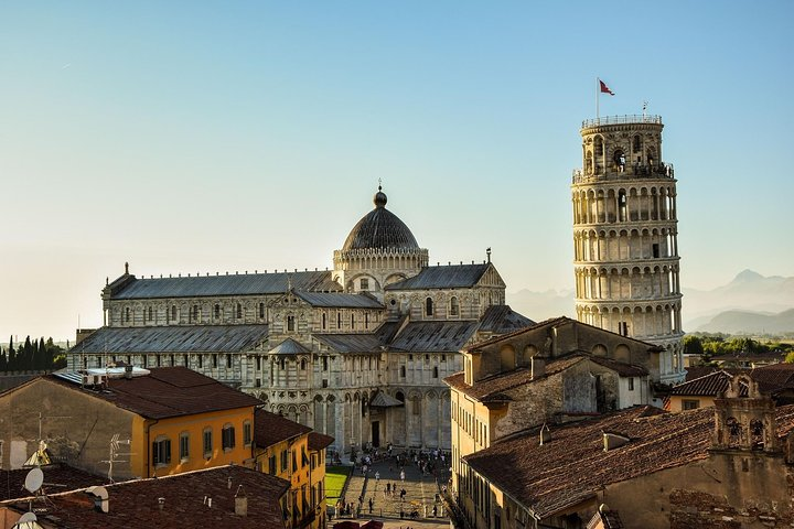 Pisa and Leaning Tower Guided Tour, Pisa, ITALIA