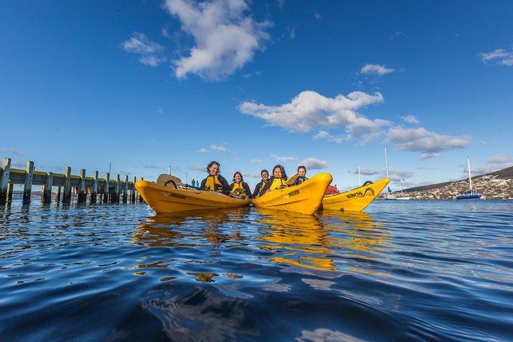 Hobart Kayak Tour, Hobart, AUSTRALIA