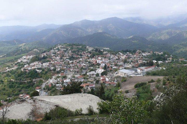 Introduction to Xeros Potamos Valley & Vouni Panagias Walk (private from Paphos), Pafos, Chipre