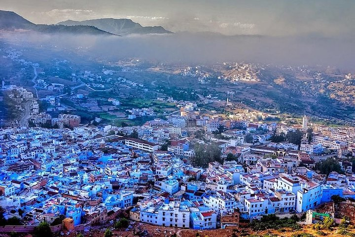From FES to CHEFCHAOUEN day tour - BEST local experience | Shared Group Tour, Fez, Morocco