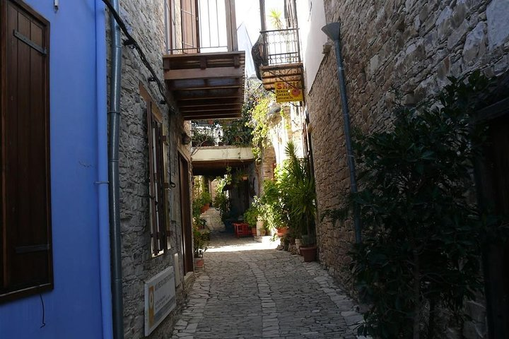 Pano Lefkara, Choirokoitia and Walled Nicosia from Protaras, Protaras, CHIPRE