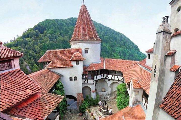 Private Tour to Bran Castle, Peles Castle , Feldioara Fortress, Brasov, RUMANIA