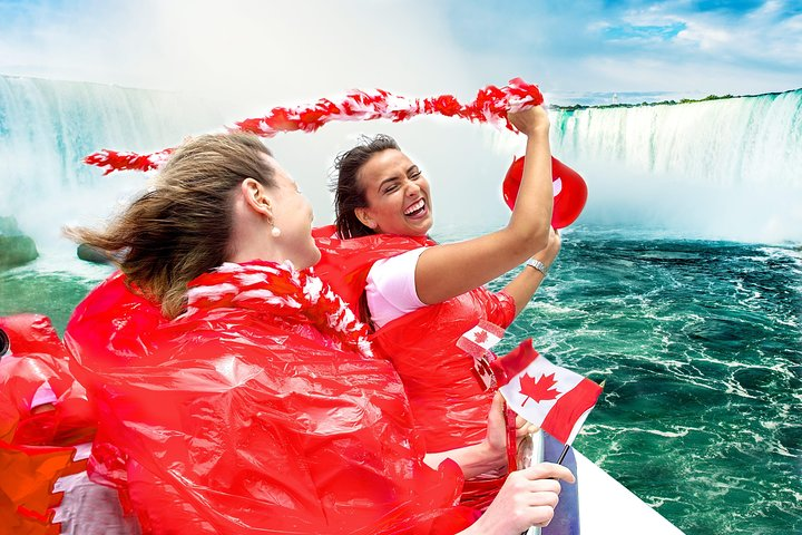 Private Niagara day Tour with Meal & Hornblower, Toronto, CANADA