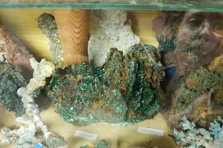 Mineral Museum Entrance Ticket, Pecs, HUNGRIA