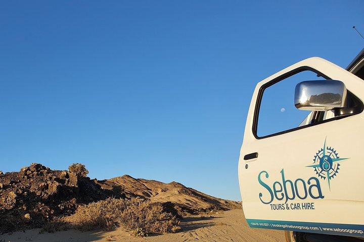 Day Tours ( Sightseeing), Swakopmund, NAMIBIA