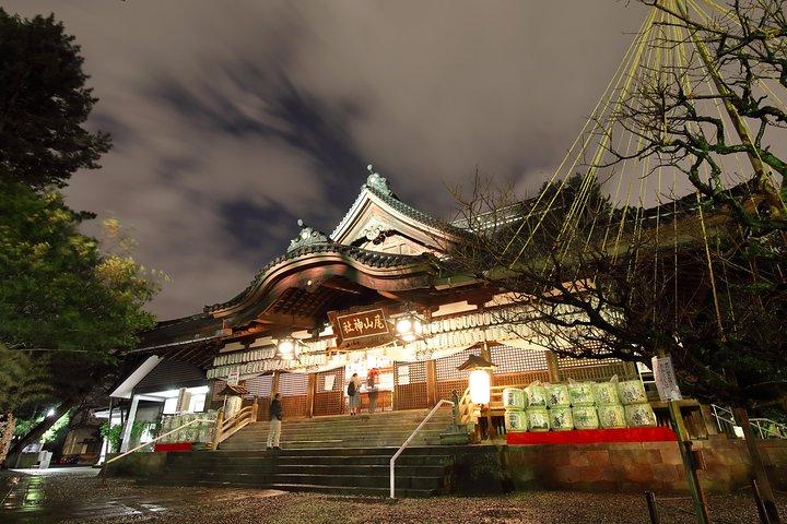 Photography tour for photography lovers in Kanazawa night, Kanazawa, JAPON