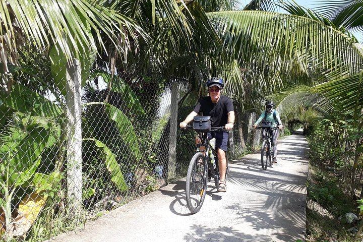Full-Day Mekong Delta Bike Tour from Ho Chi Minh City, Ho Chi Minh, VIETNAME
