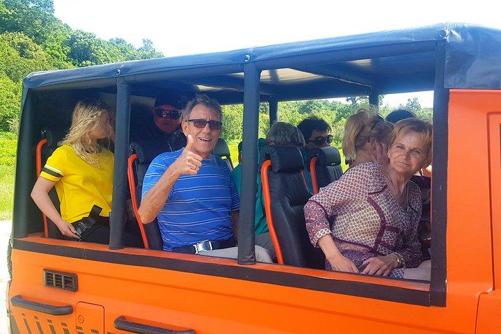 Full-Day Jeep Safari in Rodon (God of the Seas), Tirana, Albania