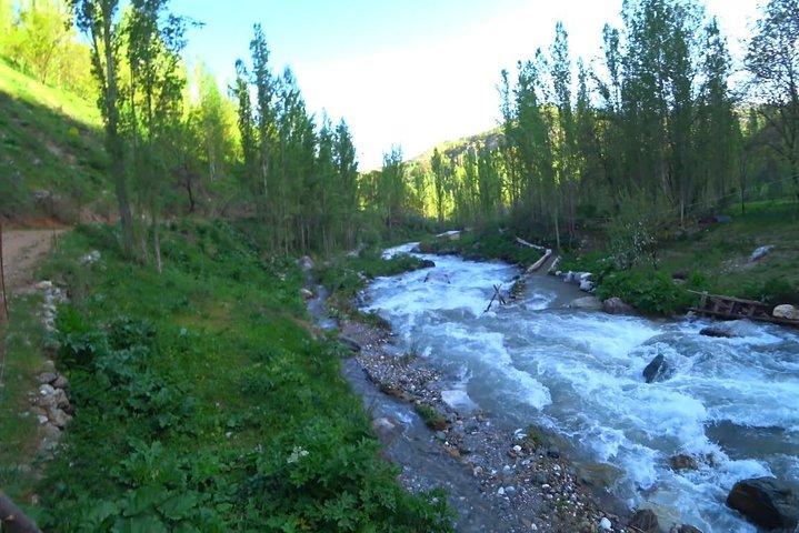 Gilan - Where Summer Meets Winter (from Samarkand), Samarcanda, UZBEKISTAN