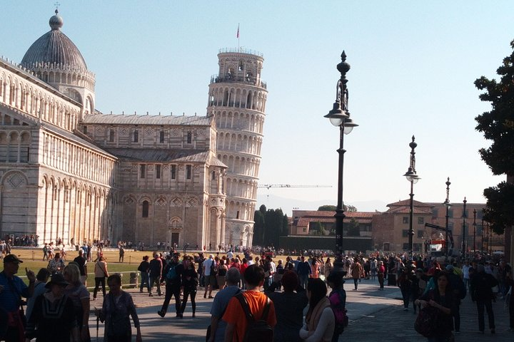 Shared Shore Excursion Livorno Port: Best of Florence and Pisa, Pisa, ITALIA