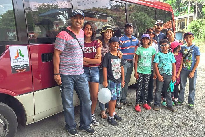Yala City to Negombo City Private Transfer, Parque Nacional Yala, Sri Lanka