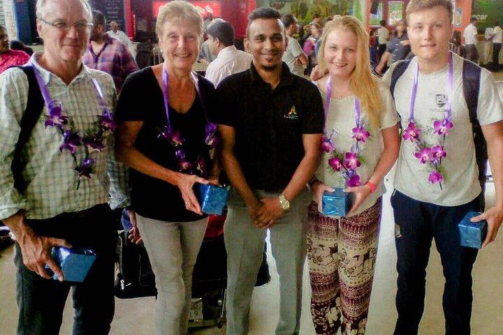 Jaffna Intl. Airport (IATA: JAF) to Ratmalana Airport (IATA: RML) Transfer, Jaffna, SRI LANKA