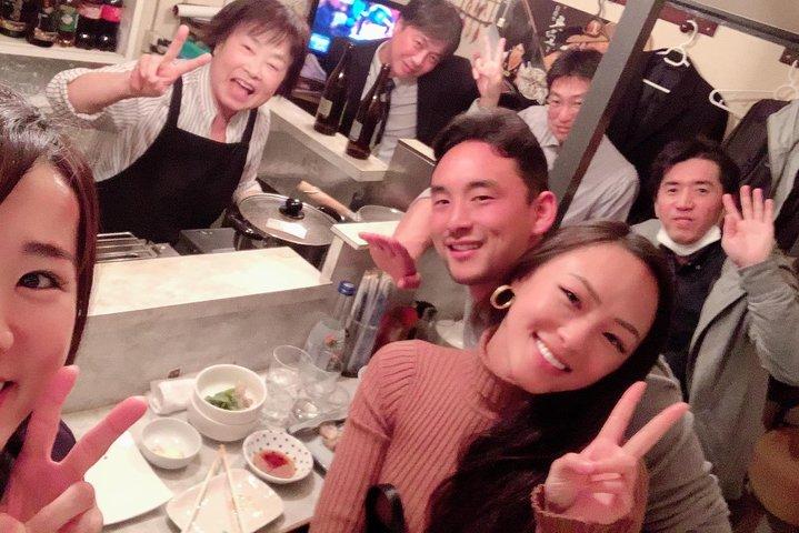 """Be a Local"" Kanazawa Izakaya Hop Tour, Kanazawa, JAPON"