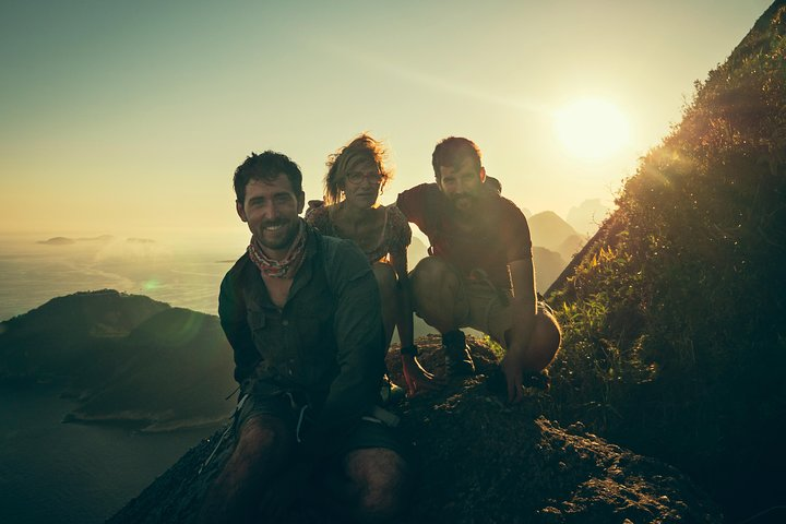 Aventura definitiva en el Pan de Azúcar: Caminata y escalada a la cumbre, Río de Janeiro, BRASIL