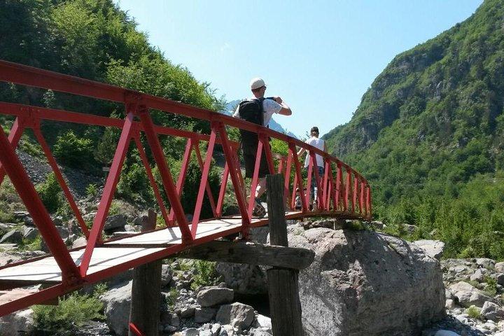 Hiking tour of Theth in three days, Tirana, ALBANIA