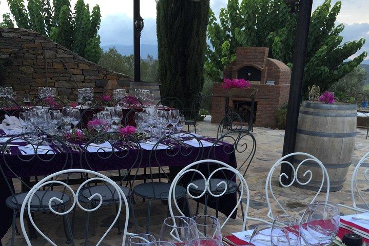 Food and Wine pairing Dinner at Karnas Vineyards Bodrum, Bodrum, TURQUIA