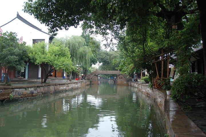 Zhujiajiao Water Village Half Day Tour, Shanghai, CHINA