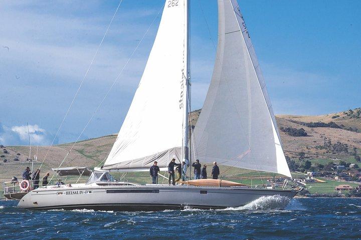 Half-Day Sailing on the Derwent River from Hobart, Hobart, AUSTRALIA