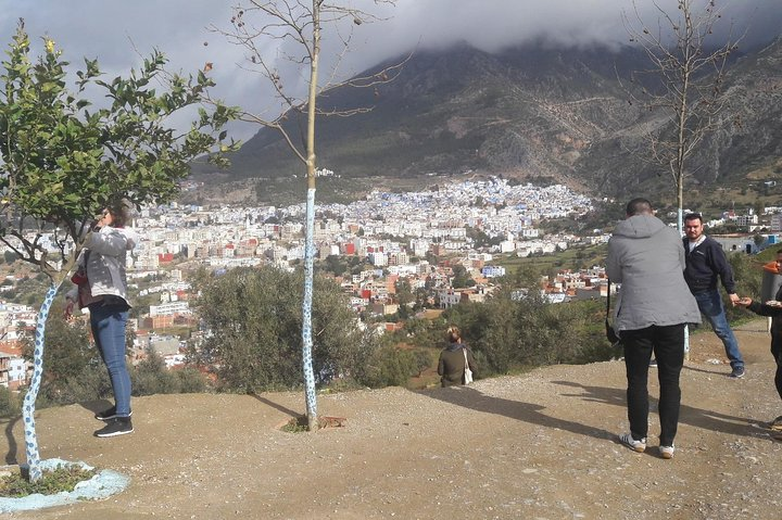 group day tour to the bleu city chefchaoune, Fez, MARRUECOS