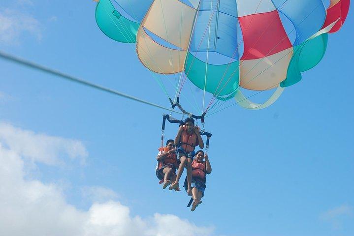 Parasailing Punta Cana, Punta de Cana, REPUBLICA DOMINICANA