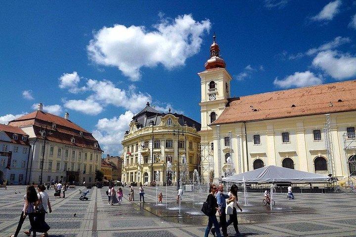 Brasov, Sighisoara, Sibiu. Private Tour, Brasov, RUMANIA