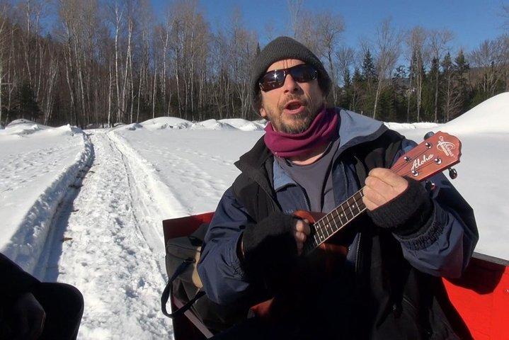 Tremblant Sleighride, Mont-Tremblant, CANADÁ