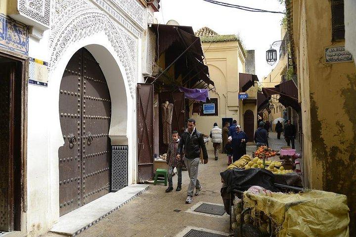 Visita de Fez con un guía profesional 5 horas, Fez, Morocco