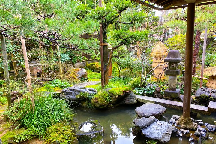 Kanazawa Historical District Walking Tour, Kanazawa, JAPON