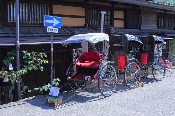 Takayama and Shirakawago full day with professional photographer, Kanazawa, JAPON