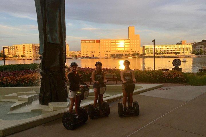 Green Bay Sunset Segway Tour on the Fox River, Green Bay, WI, ESTADOS UNIDOS